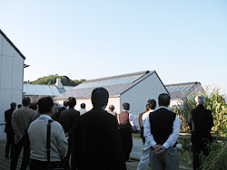 写真:滋賀県宅建協会の皆さん