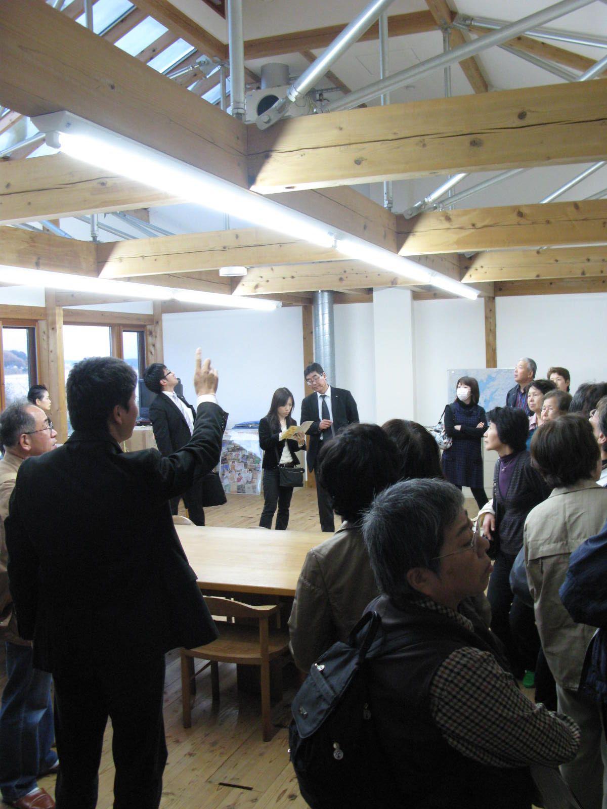 地元・浜松商工会議所が主催となり、42名の浜松市民の皆さん。