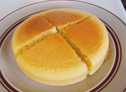 ふっくらホットケーキ