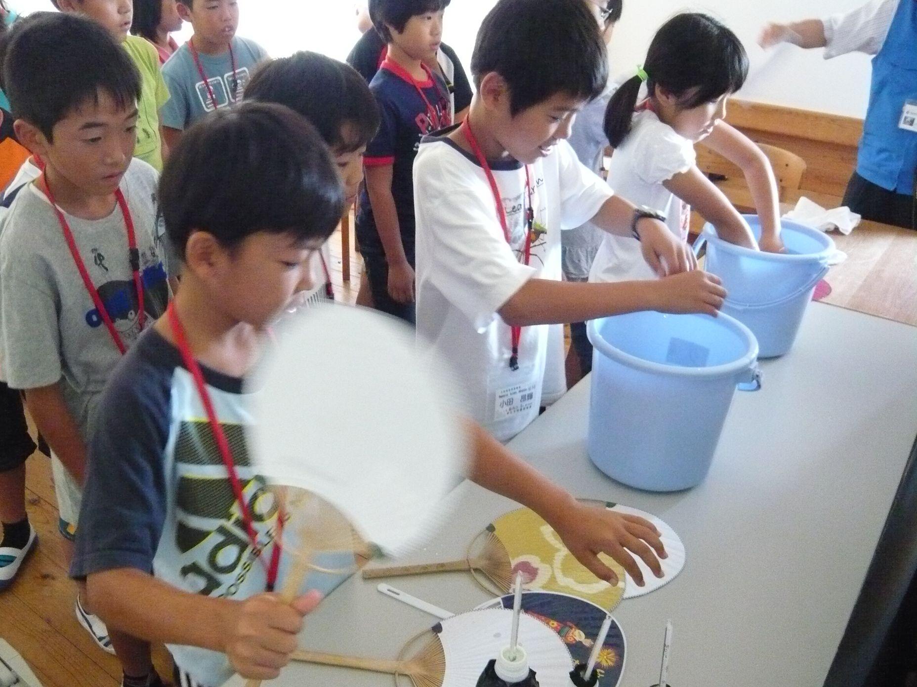 浜松市内の小中学生1